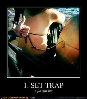 1. SET TRAP