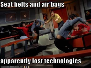 Seatbelts and Airbags