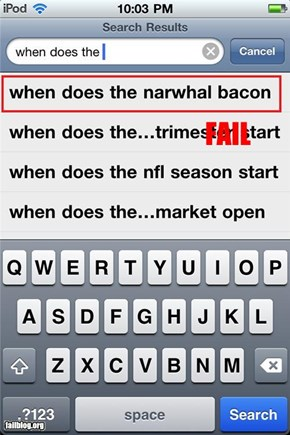 Narwal Bacon