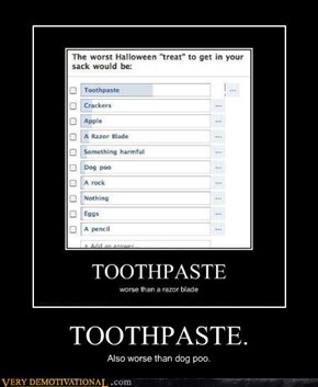 TOOTHPASTE.