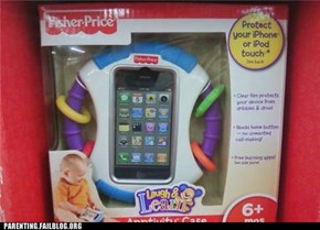 Baby's First Multi-Functional Touch Screen-Based Electronic Device
