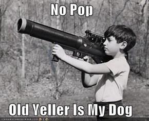 No Pop...