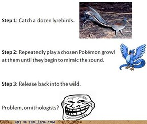 Articuno Has Evolved