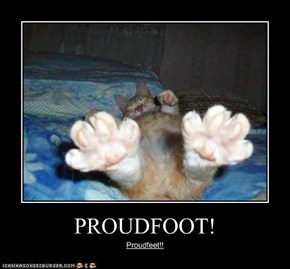 PROUDFOOT!