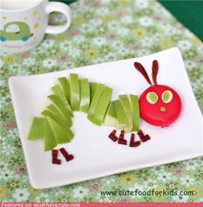 Epicute: The Very Hungry Caterpillar