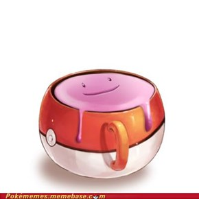 Could I Trouble You For a Cup of Ditto?