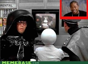 Yo dwag, I heard you like the Spaceballs movie...