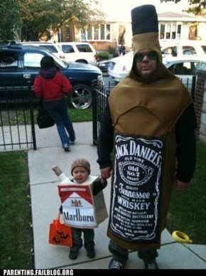 Dress Your Child as Your Vices