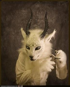 My fantasy character