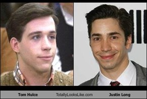 Tom Hulce Totally Looks Like Justin Long