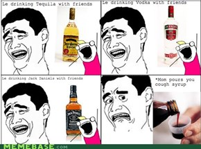 Rage Comics: Most Vile Concoction