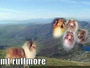mt ruffmore