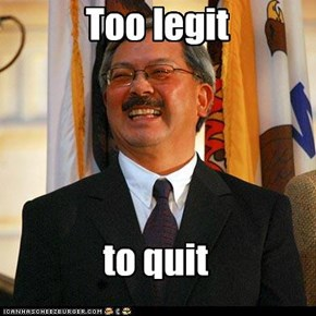 Ed Lee in.. 2 LEGIT 2 QUIT
