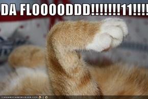 DA FLOOOODDD!!!!!!!11!!!!!1