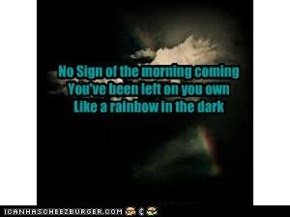 Rainbow in the Dark- Dio