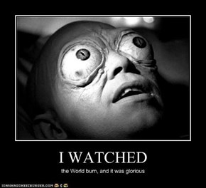 I WATCHED