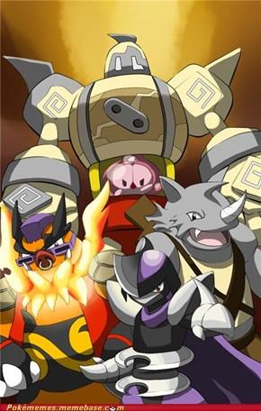 Slaughter the Teenage Mutant Ninja Squirtles!