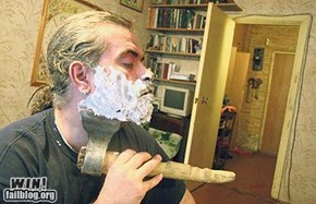 Axe Shave WIN