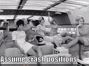 Assume crash positions