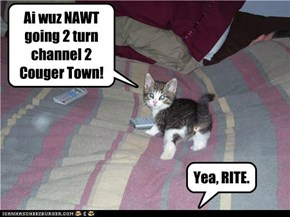 Couger town luverz