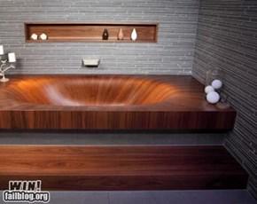 Wood Bath WIN