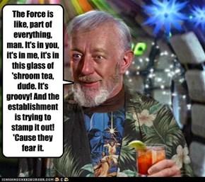 Obi Wan Kenobi, Jedi Hippee