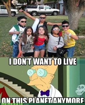 Imagine The Parents...