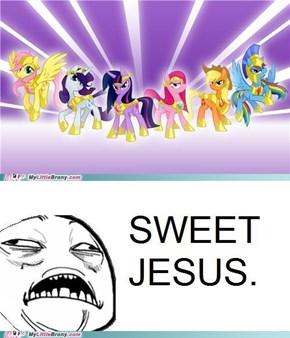 SWEET JESUS.