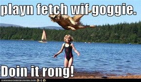 """There Is No """"Correct"""" Fetch Technique!"""
