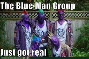 No, They Just Got Purple