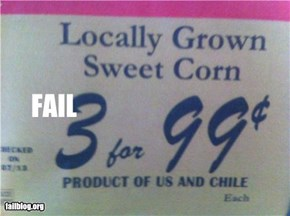 Locally Grown FAIL