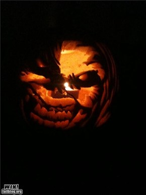 Eddie Pumpkin WIN