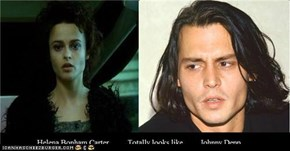 In honor of good ole' movies and new ironic movies...(new johnny depp movie)