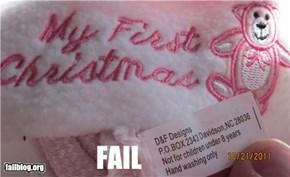 Made For Newborns FAIL