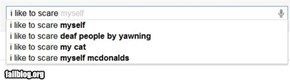 Autocomplete Me: That's One Way To Celebrate Halloween