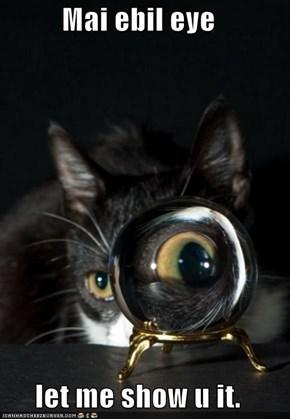 Mai ebil eye
