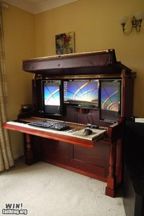 Piano Battle Station WIN