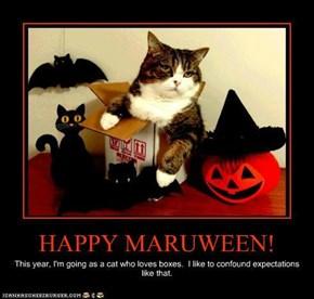 Happy Maruween!