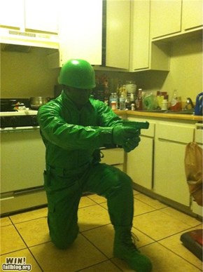Army Man Costume WIN