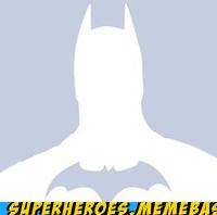 Batman Has No Profile Picture