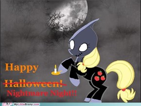 Happy Nightmare Night Bronies!