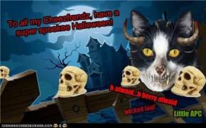 Happee Halloween Cheezfrendz!!