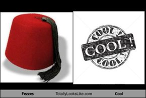 Fezzes Totally Looks Like Cool
