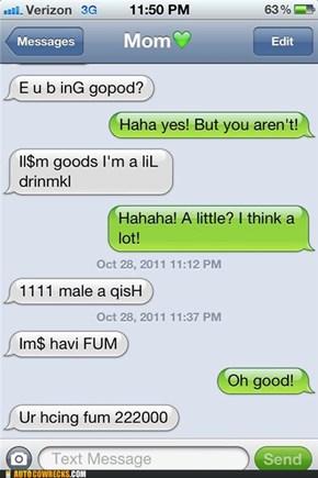 Like a Foreign Language