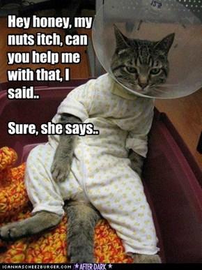 Very funny..