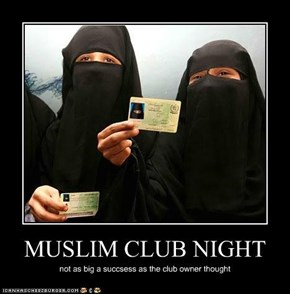 MUSLIM CLUB NIGHT