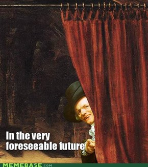 Joseph Ducreux Awaiteth