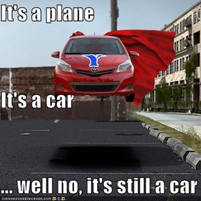 It's a Plane! It's a Car!