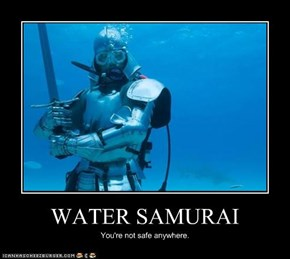 WATER SAMURAI