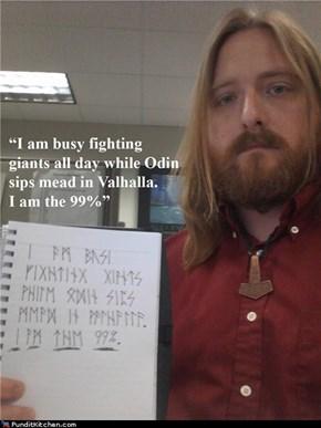 #OccupyAsgard